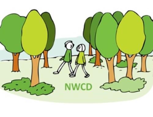 Kennis maken met wandelcoachen tijdens NWCD!